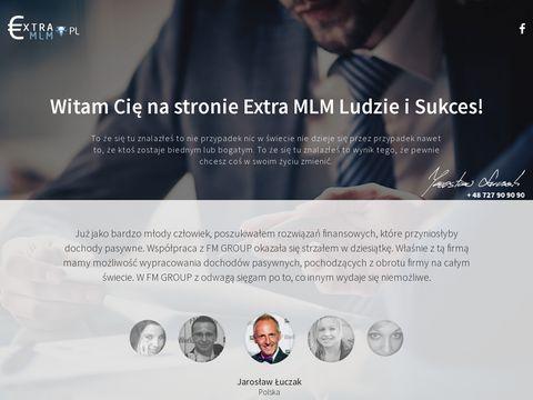 ExtraMLM - Ludzie i Sukces