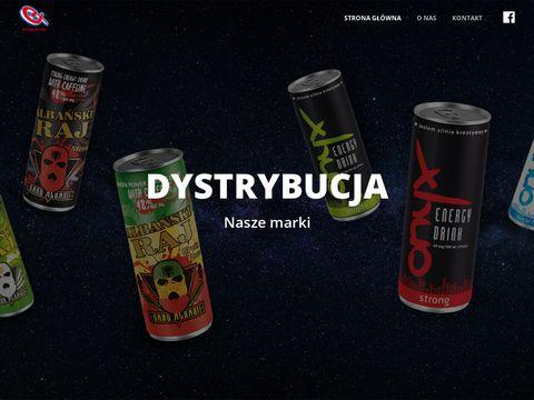 Ex-drink.pl - napoje energetyczne producent