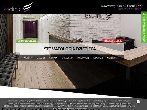 Esclinic.pl klinika w Krakowie