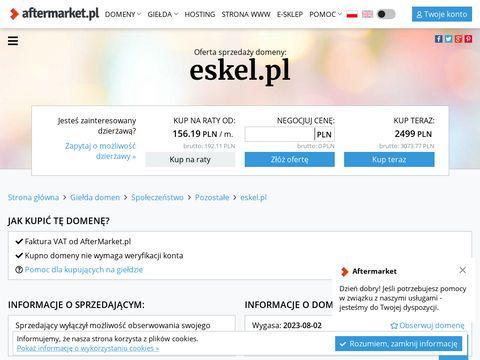 Eskel.pl - dotacje unijne