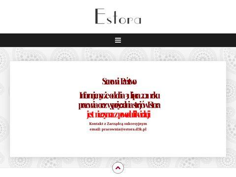 Estora.d3k.pl wypożyczalnia strojów karnawałowych