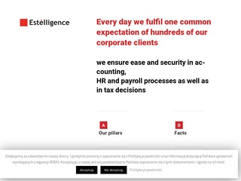 Estelligence.com biuro rachunkowe Płock