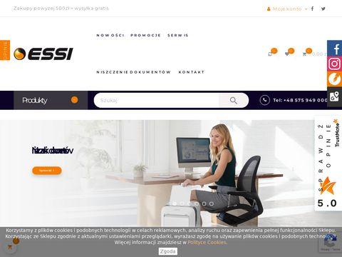 ESSI - serwis urządzeń