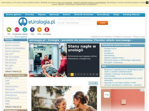 Eurologia.pl urologia, zabiegi urologiczne, choroby