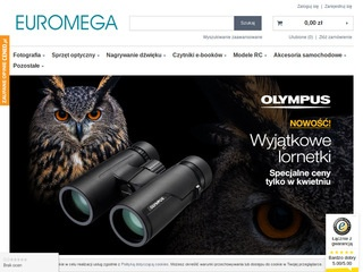 Euromega.pl Lustrzanki cyfrowe sklep