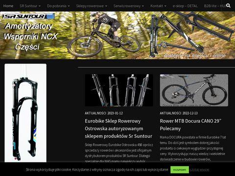 Euro Bike Rowery królują Poznań