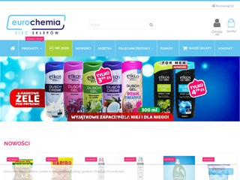 Eurochemia.com zagraniczna