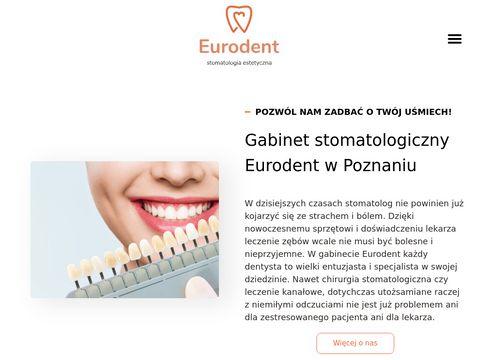 Eurodent.poznan.pl stomatolog