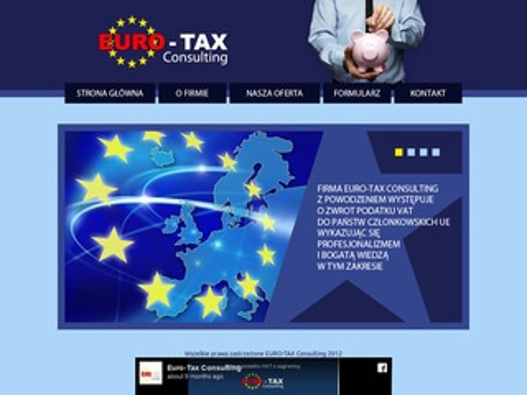 Euro-Tax zwrot VAT z zagranicy