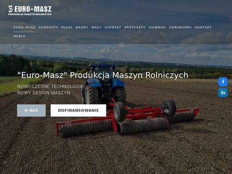 Euro-masz masyny rolnicze