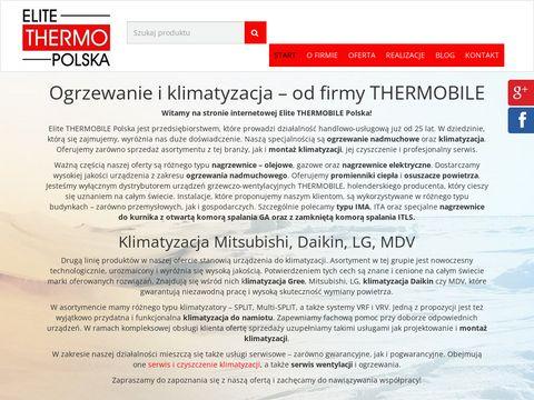 Elite Thermobile Polska nagrzewnice elektryczne