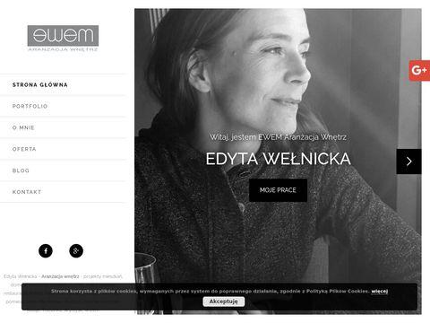 Ewem.pl projektowanie wnętrz