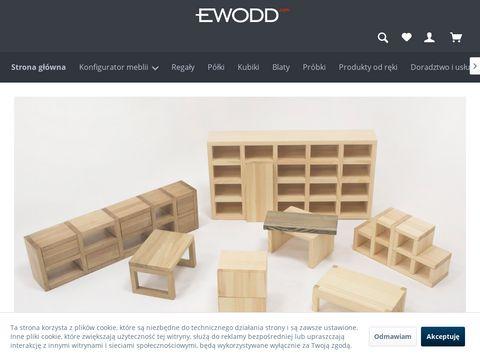 Ewodd konfigurator mebli na wymiar