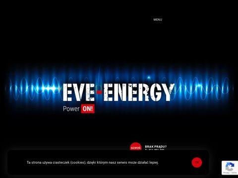 Eve-energy.pl agregaty prądotwórcze kompleksowo