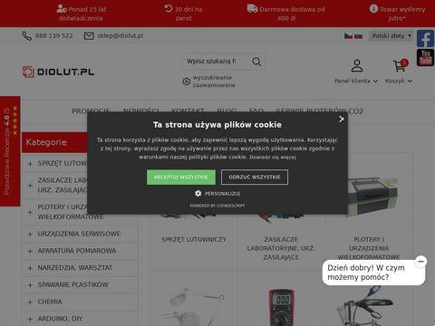 Diolut.pl wycinarka laserowa