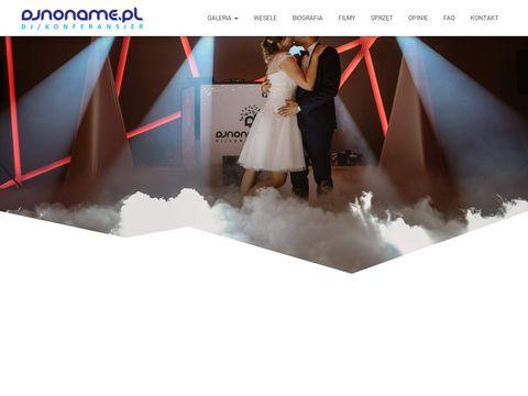 Djnoname.pl Trójmiasto - oprawa muzyczna