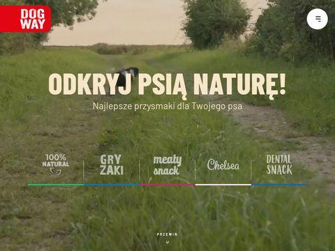 Dogway.pl psie smakołyki