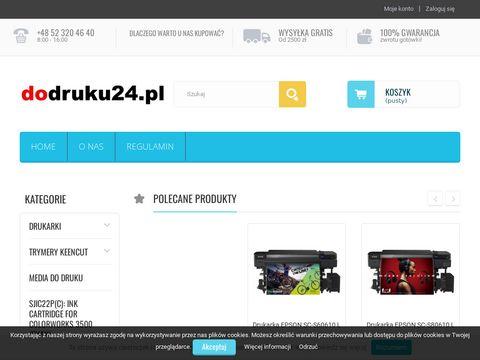 Dodruku24.pl - Tusze