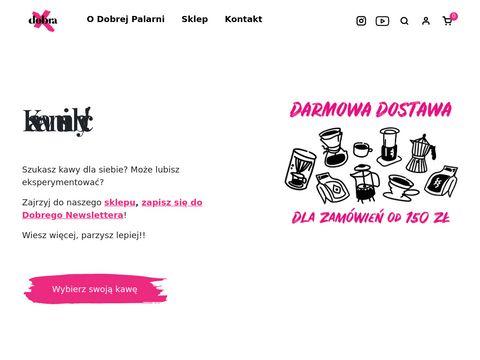 Dobrapalarniakawy.pl