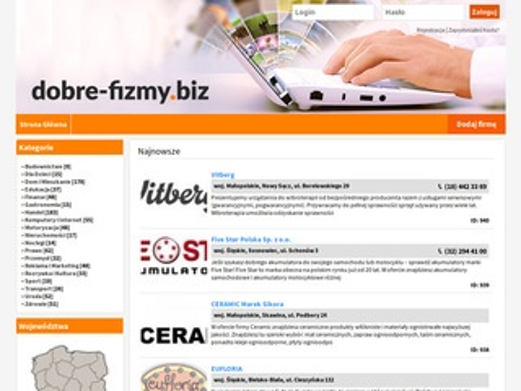 Dobre-firmy.biz - katalog polecanych firm