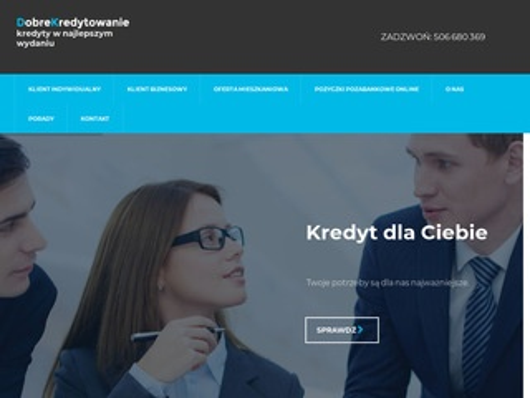 Dobrekredytowanie.pl konsolidacyjny