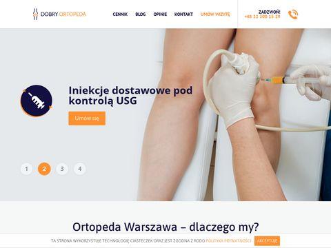 Dobry-ortopeda.warszawa.pl