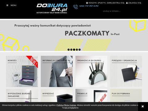 Dobiura24.pl Artykuły biurowe Durable