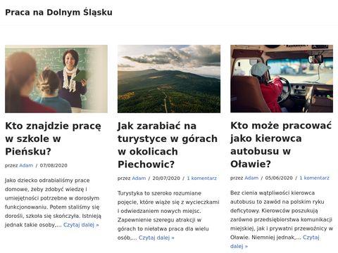 Dolnoslaskie-praca.pl