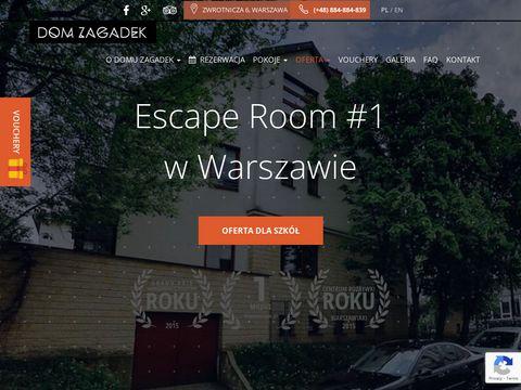 Domzagadekvr.pl zagadki