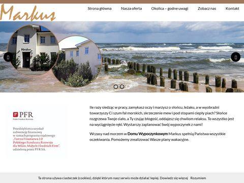 Domwypoczynkowyustroniemorskie.pl