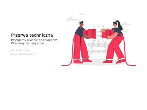 Domus-sklep.pl płytki łazienkowe