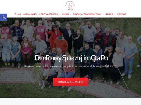 Domopiekicalodobowej.pl Kraków