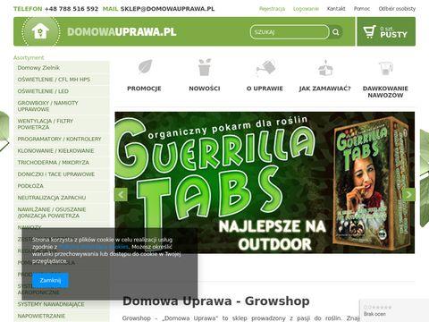 Domowauprawa.pl szafy uprawowe