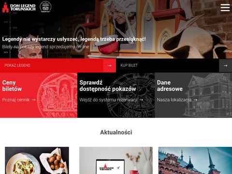 Domlegend.pl co warto zwiedzić w Toruniu