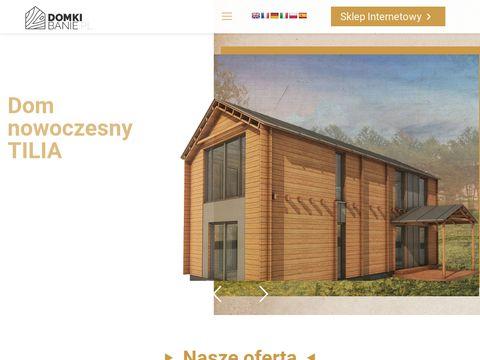 Domkibanie.pl - domki
