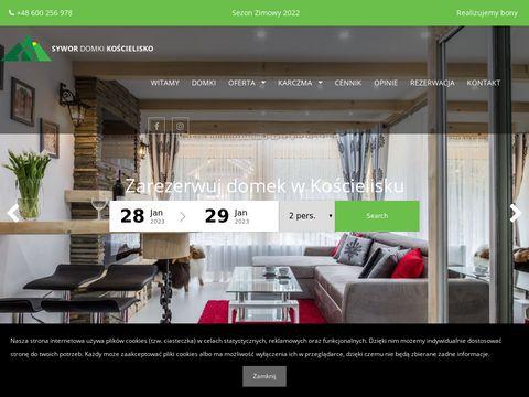 DomkiKoscielisko.pl - domek Zakopane