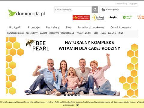 Domiuroda.pl - kremy przeciwzmrszczkowe