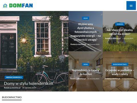 Domfan.pl - sklep Internetowy