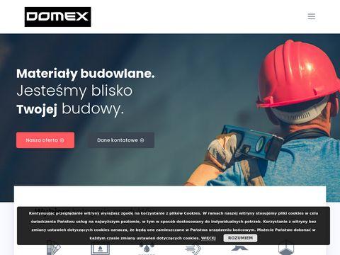Domex Hurtownia materiałów budowlanych
