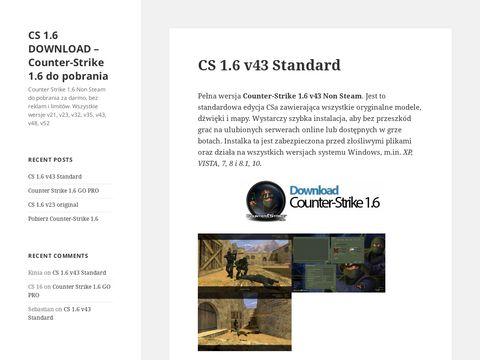 Download.csx-scripts.pl Counter Strike 1.6