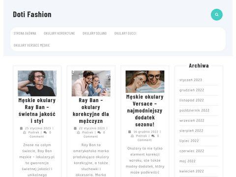 Dotifashion.pl-sklep online z tanią odzieżą