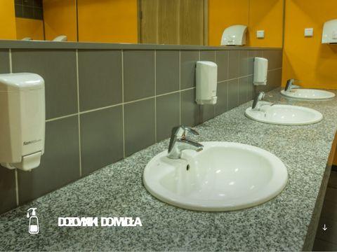 Pojemniki na mydło