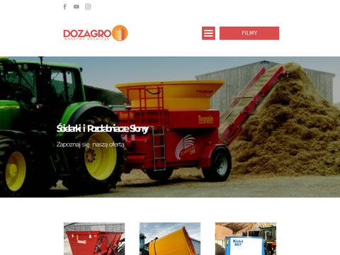 Dozagro.com rozwijarka do bel