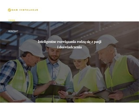 Dabinstalacje.pl generalny wykonawca