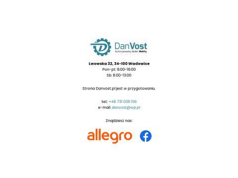 Danvost.pl - Makita sklep internetowy