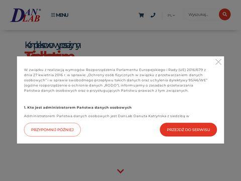 Danlab.pl szkło laboratoryjne