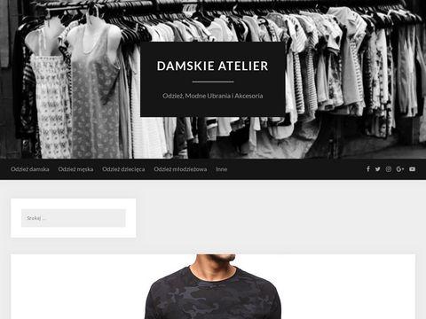 Atelier - odzież damska i nie tylko