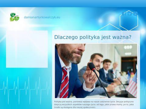 Damianarturkowalczyk.eu