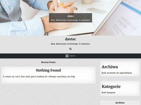 Davtec - instalacje elektryczne, alarmy