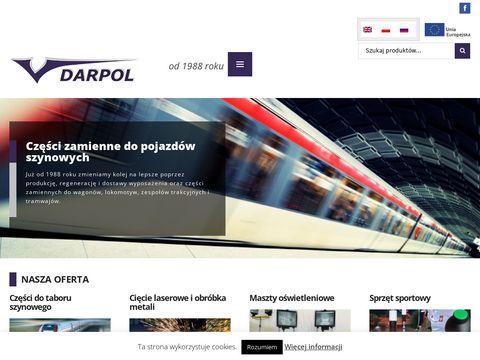 DarPol Bydgoszcz - laserowe cięcie metali